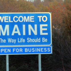 Will in-migration halt, and if so, is this bad for Maine?