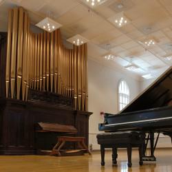 Corthell Concert Hall, USM Gorham Campus
