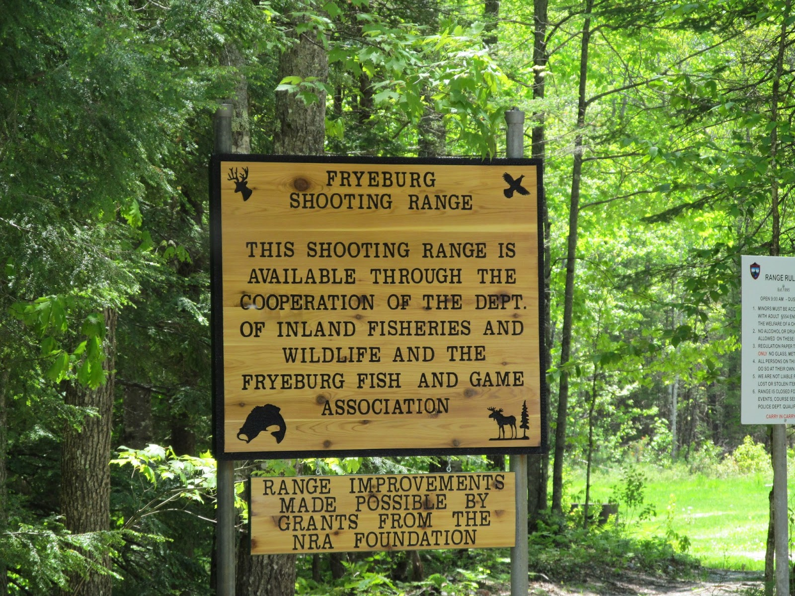 Maine's shooting ranges need protection | George's Outdoor News