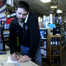 Focus on locally made spirits helps Freeport market become Maine's largest agency liquor store