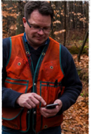 """Dr Brian Roth will present, """"The Restoration of the American Chestnut Tree"""" and the recent discovery in Maine of the tallest example in North America."""