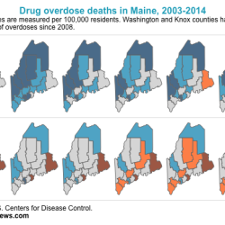 Amid heroin's devastation, a glimmer of hope of addressing it in Augusta