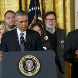 Obama promises push for 'common sense' gun laws after 'yet another' mass shooting