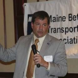 Maine Department of Transportation Commissioner David Bernhardt