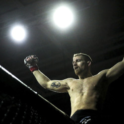 Bucksport MMA fighter Wood signs multi-fight deal with NEF, to fight again May 18