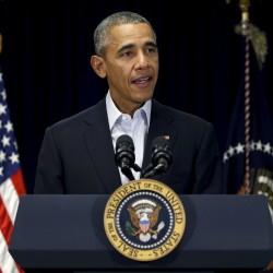President Barack Obama's second inauguration ceremony
