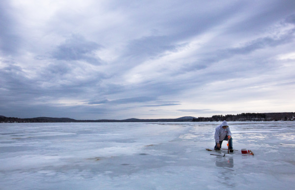Coldest Weather Yet This Winter Moving Into Maine For