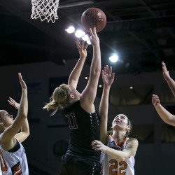 Carroll sparks MDI girls to 38-31 Eastern Maine Class B quarterfinal win over Winslow