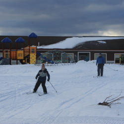 Bigrock gives kids a low-cost ski option: $6 for rental, lift ticket and instruction