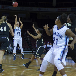 UMaine women's, men's basketball teams finish regular season with weekend games
