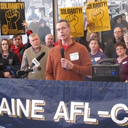 Report: Unions could aid Maine economy, workers