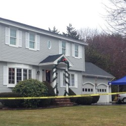 This Saco home was the site of a home invasion and double shooting in December 2014.