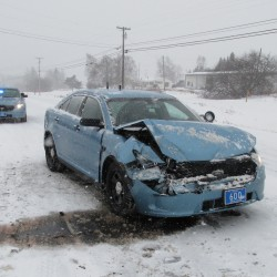 Teenager charged in two-vehicle crash in St. Agatha