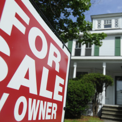 Increased sales sign of hope for real estate