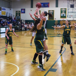 Husson men battle past Thomas into NAC title game
