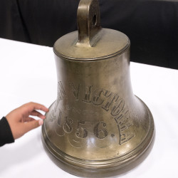 Gouldsboro voters approve loaning historic bell to Canadian museum