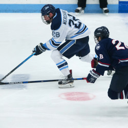 UMaine hockey alums facing Bruins Alumni team in Lewiston on Saturday