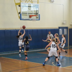 Machias girls basketball team eyes deeper tournament run