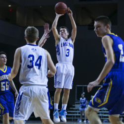 Presque Isle trio lifts senior stars to victory
