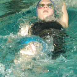 Kittery swimmer making waves for Saint Michael's College