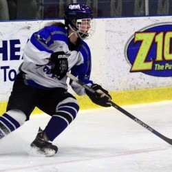 Four-goal first period carries Lewiston past Bangor for Eastern A crown