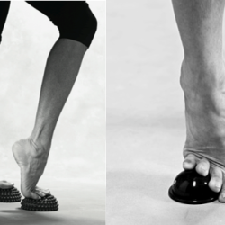 Awaken and align your feet for confidence and poise.