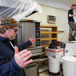 Rockland restaurant plans bakery, ice cream shop