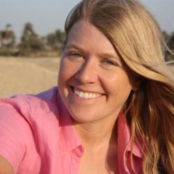 Sarah Parcak