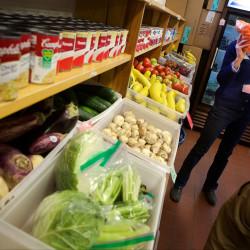 Midcoast schools, hunger prevention programs team up to send healthy meals home with kids in need