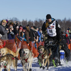 Mitch Seavey becomes oldest-ever winner of the Iditarod