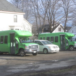 Rockland area bus service eyed