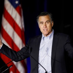 THE RACE: Spat over Romney's taxes could hurt him