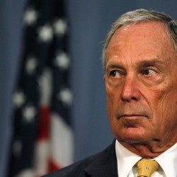 Bloomberg ups the ante on guns
