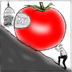 Mainers want GMO labeling — LePage should keep promise, sign bill into law