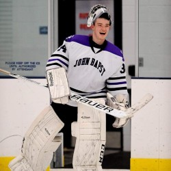 Former University of Maine goalie enjoys stint as volunteer coach