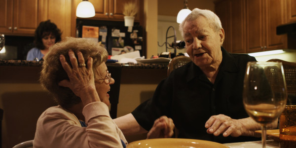 Phyllis and Joe Sabatini and their family share their caregiving challenges in the short documentary &quotNine to Ninety.&quot
