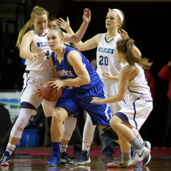 McAuley's Clement named Gatorade Maine Girls Basketball Player of the Year