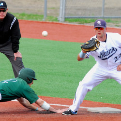 Saturday's Live Update: UMaine baseball vs. Binghamton, America East championship game, postponed
