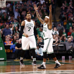 Thompson helps Cavs snap 10-game skid with victory over Celtics