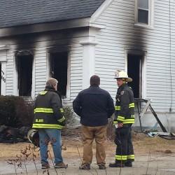 Firefighters battling Berlin, NH, garage blaze find 1 dead