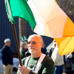 St. Patrick's Day parade takes over downtown Portland