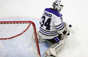 Former Maine assistant hockey coaches launching new company to help goalies