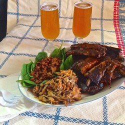 Savory ribs bring visitors to Fort Kent