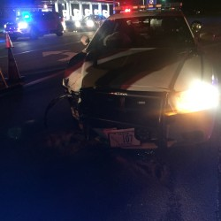 One dead, two injured in Wiscasset crash