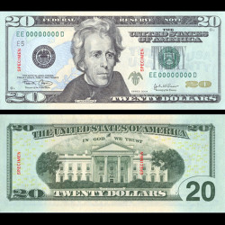 Fed ships new $100 bills with anti-counterfeit features
