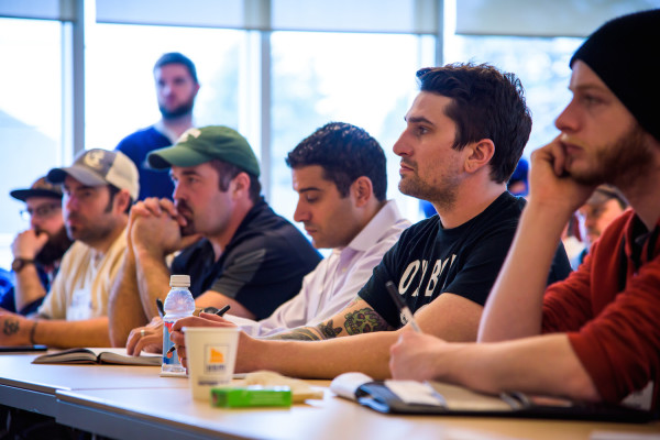 Brewers from 13 states learn about the technical aspects of brewing and successfully managing the business of brewing at Friday's inaugural New England Brew Summit in Portland.