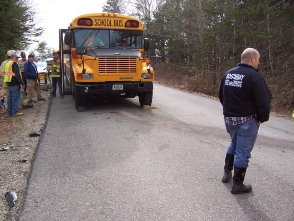 Maine school bus crash remains under investigation for Department of motor vehicles bangor maine
