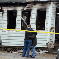 Millinocket trailer fire leaves 2 people homeless