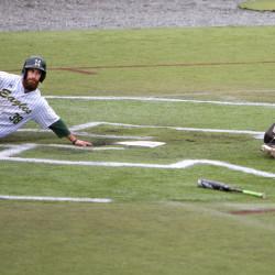Husson Baseball Players Snap Slumps Lead Team By Bates Sports Bangor Daily News Bdn Maine