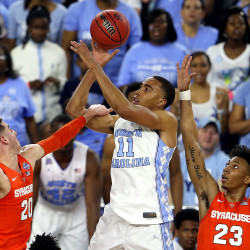 UNLV stuns top-ranked Tar Heels